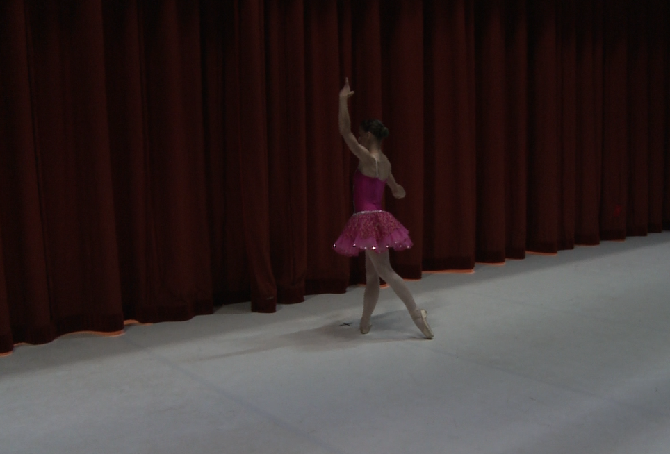 Seconde danse —Claire Durand Drouhin