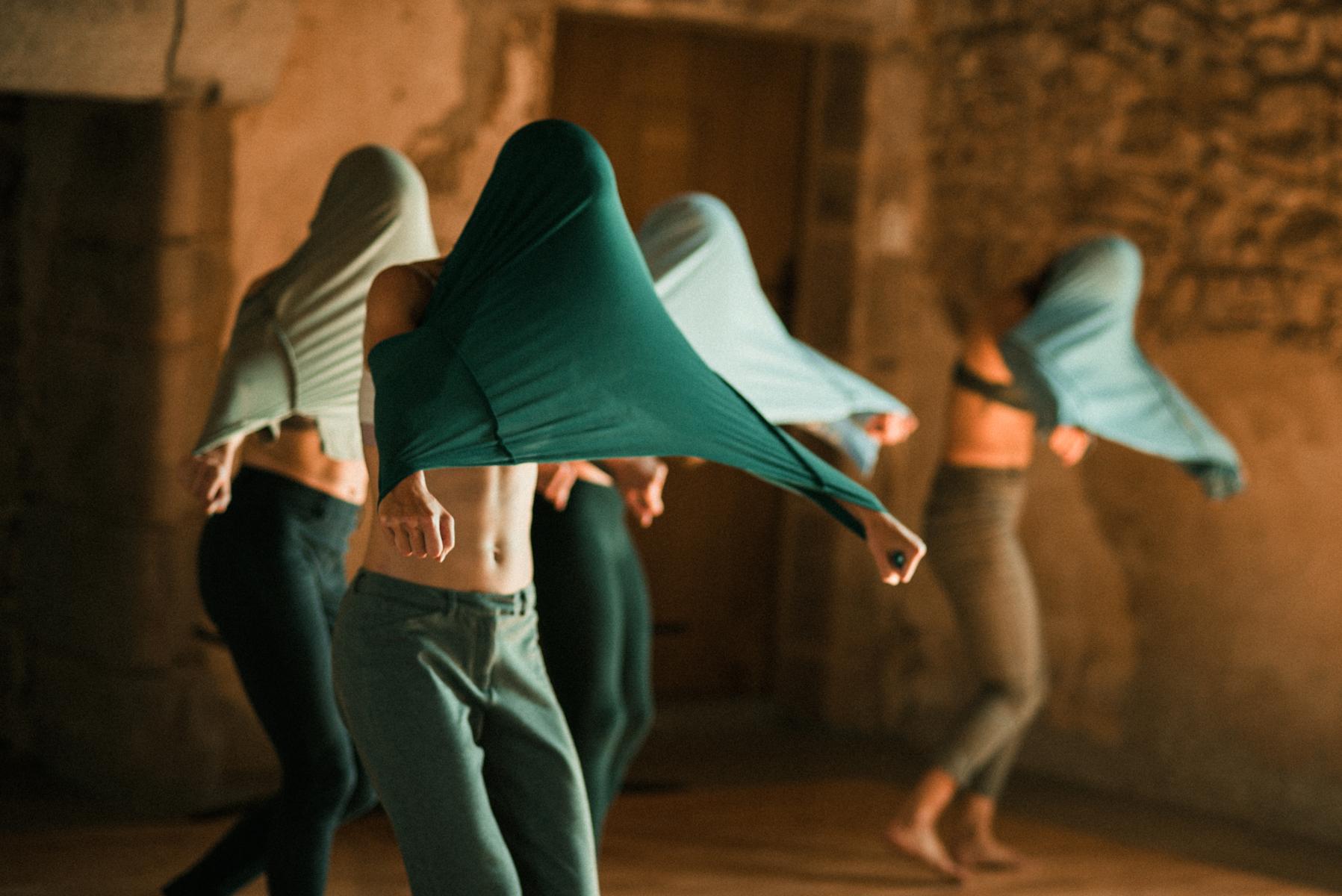 Portrait de groupe avec femmes —Claire Durand Drouhin